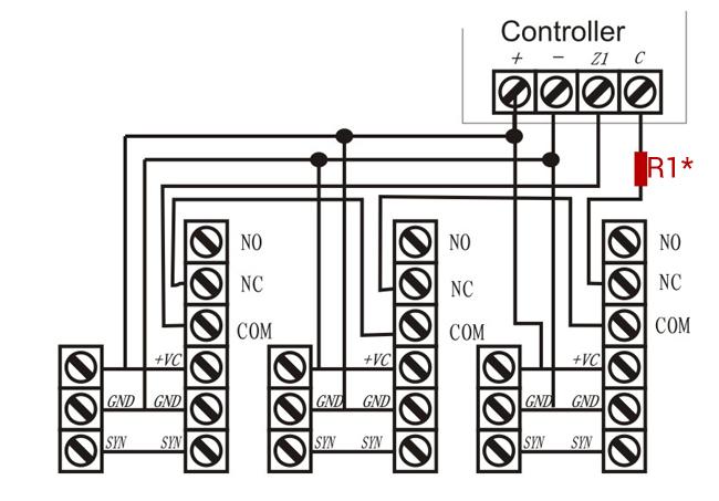 联卫数字变频主动红外栅栏探测器-周界防盗专用