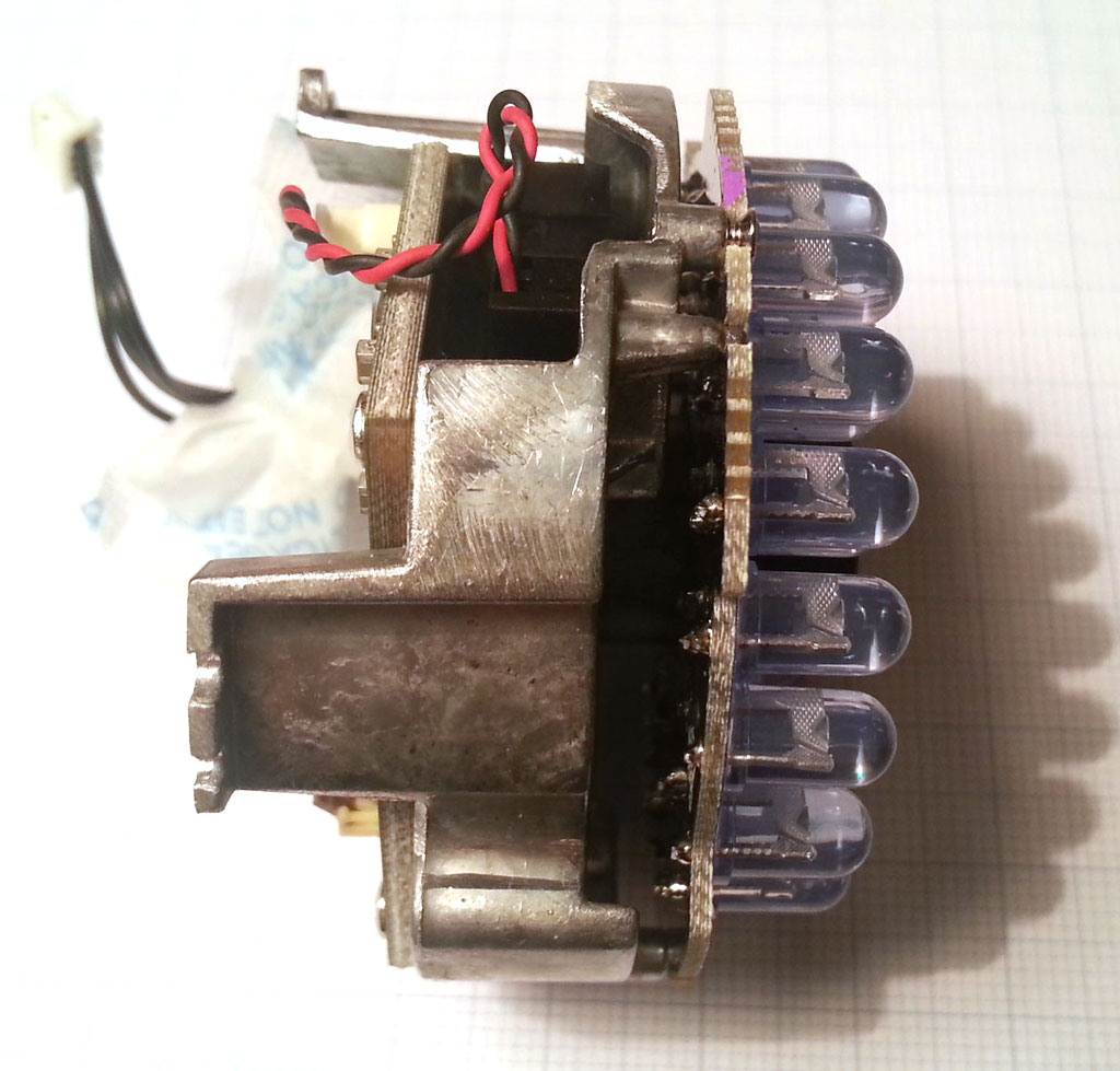 海康威视DS-2CD2032-I摄像头镜头模块