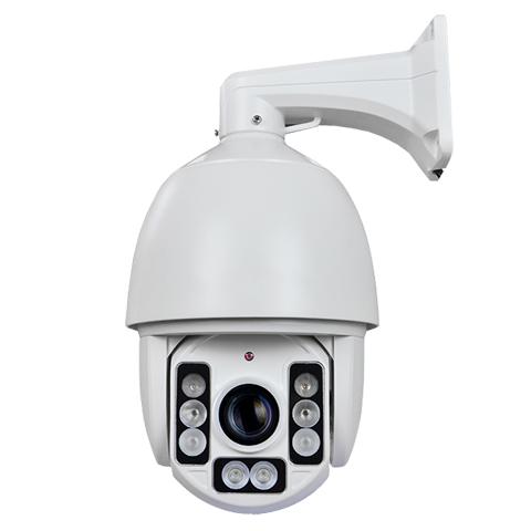 全高清1080p室外网络高速球PTZ摄像机