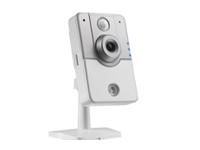智能网络卡片型摄像机带红外探头D1100