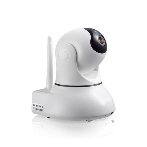 智能网络旋转型摄像机带报警功能