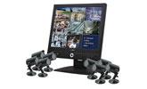高清网络监控系统套装