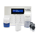 GSM无线防盗报警器-家商用软键盘系列
